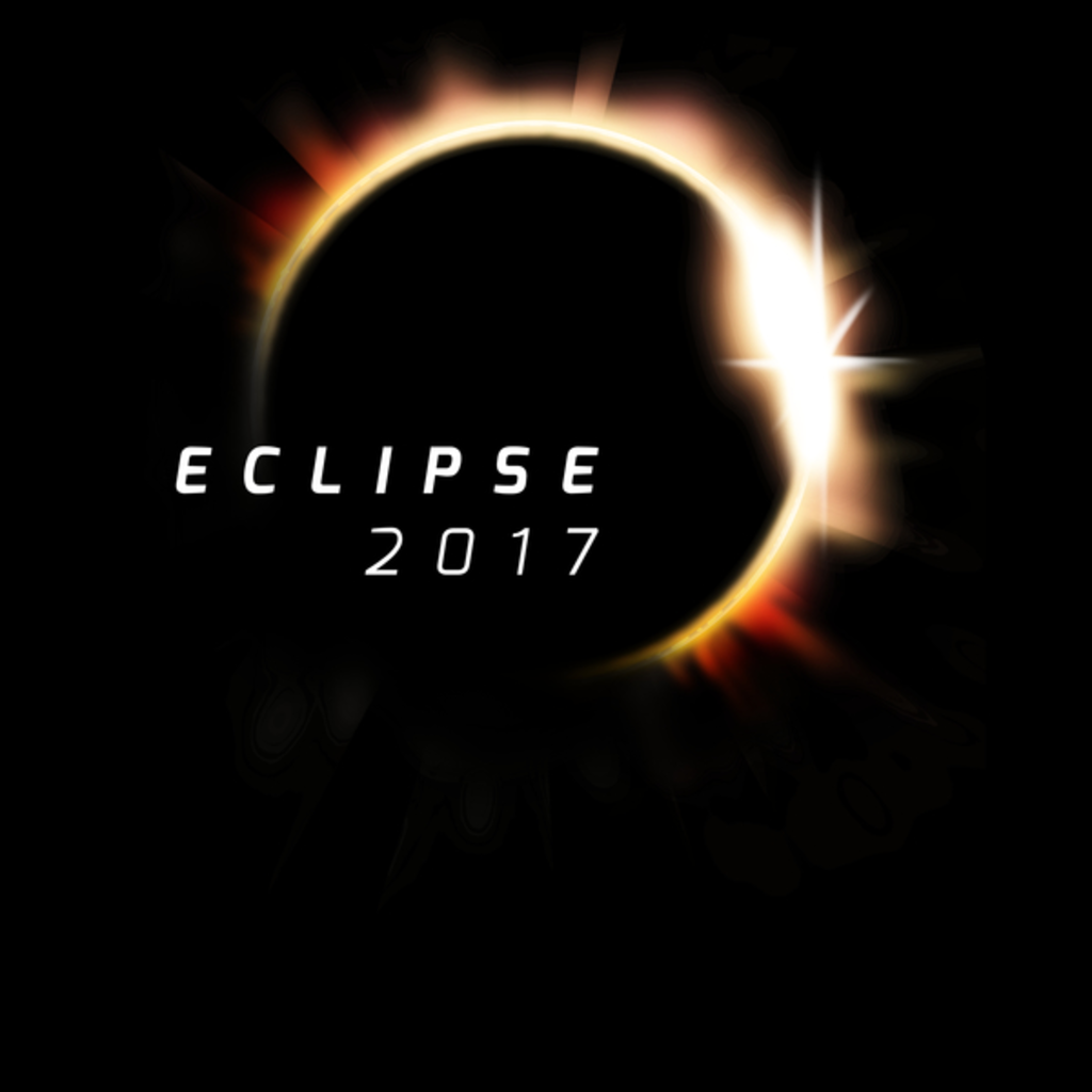 NeatoShop: Total Solar Eclipse August 21 2017 14