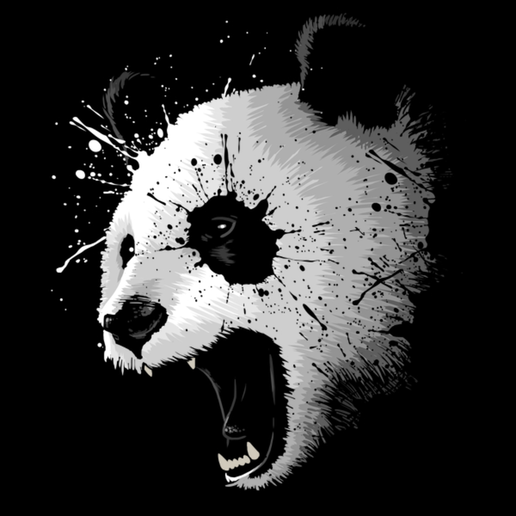 NeatoShop: Splatter Panda