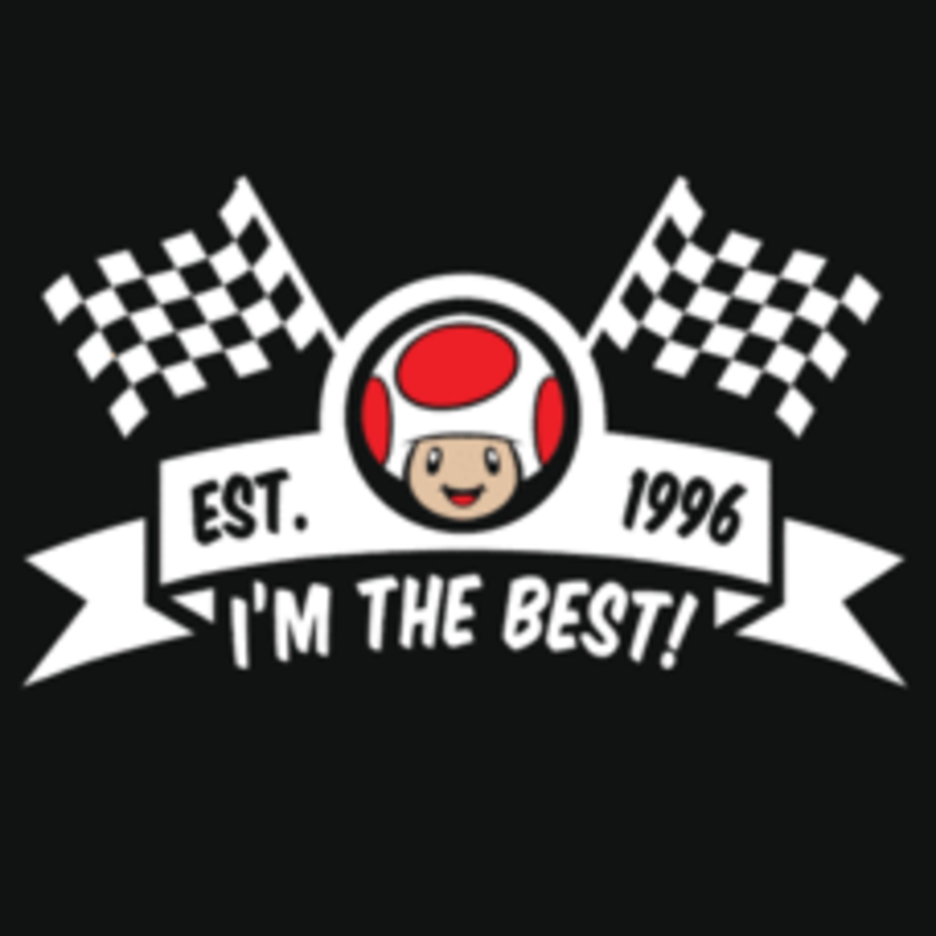 Textual Tees: I'm the Best