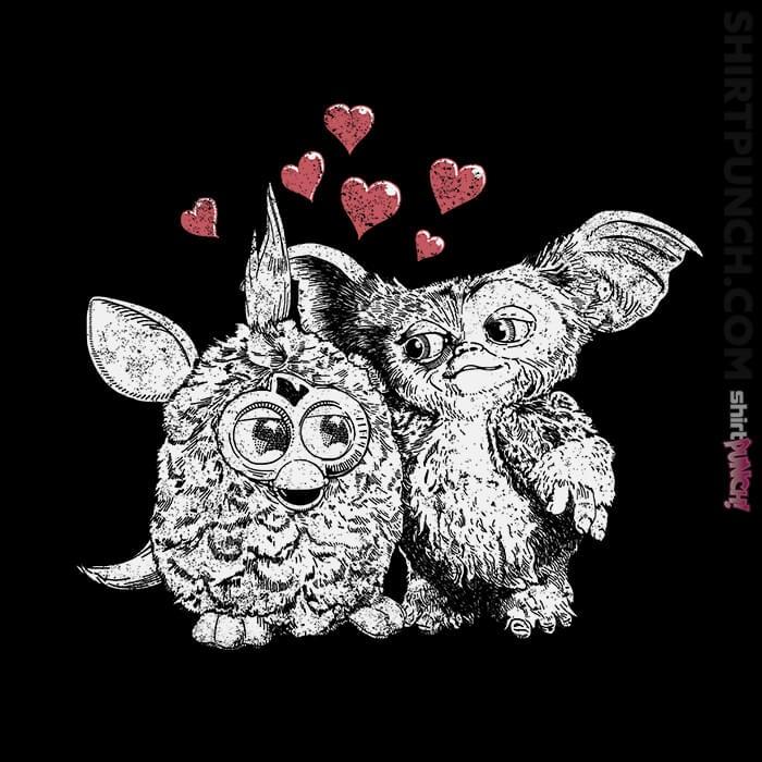 ShirtPunch: Furby Love