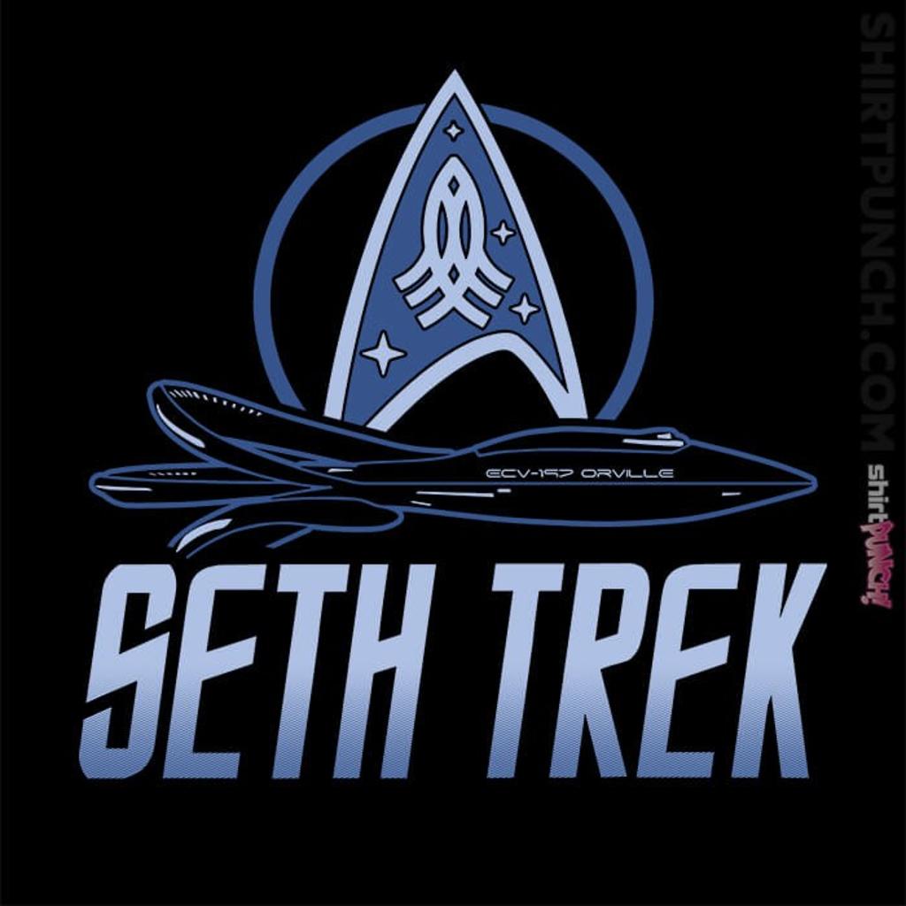 ShirtPunch: Seth Trek