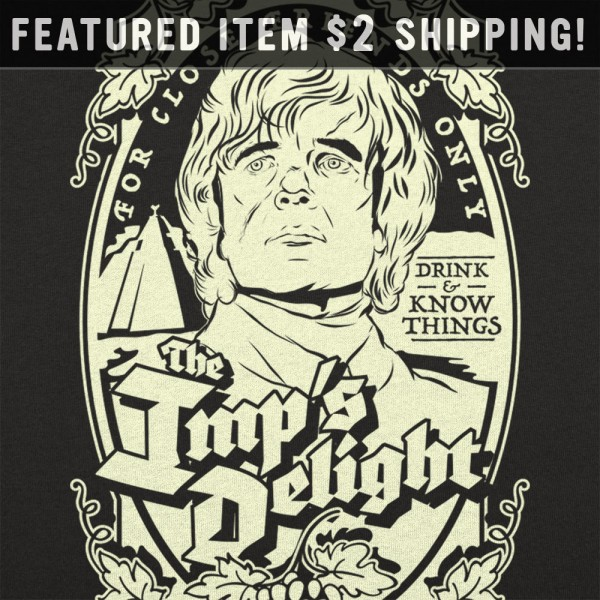 6 Dollar Shirts: The Imp's Delight