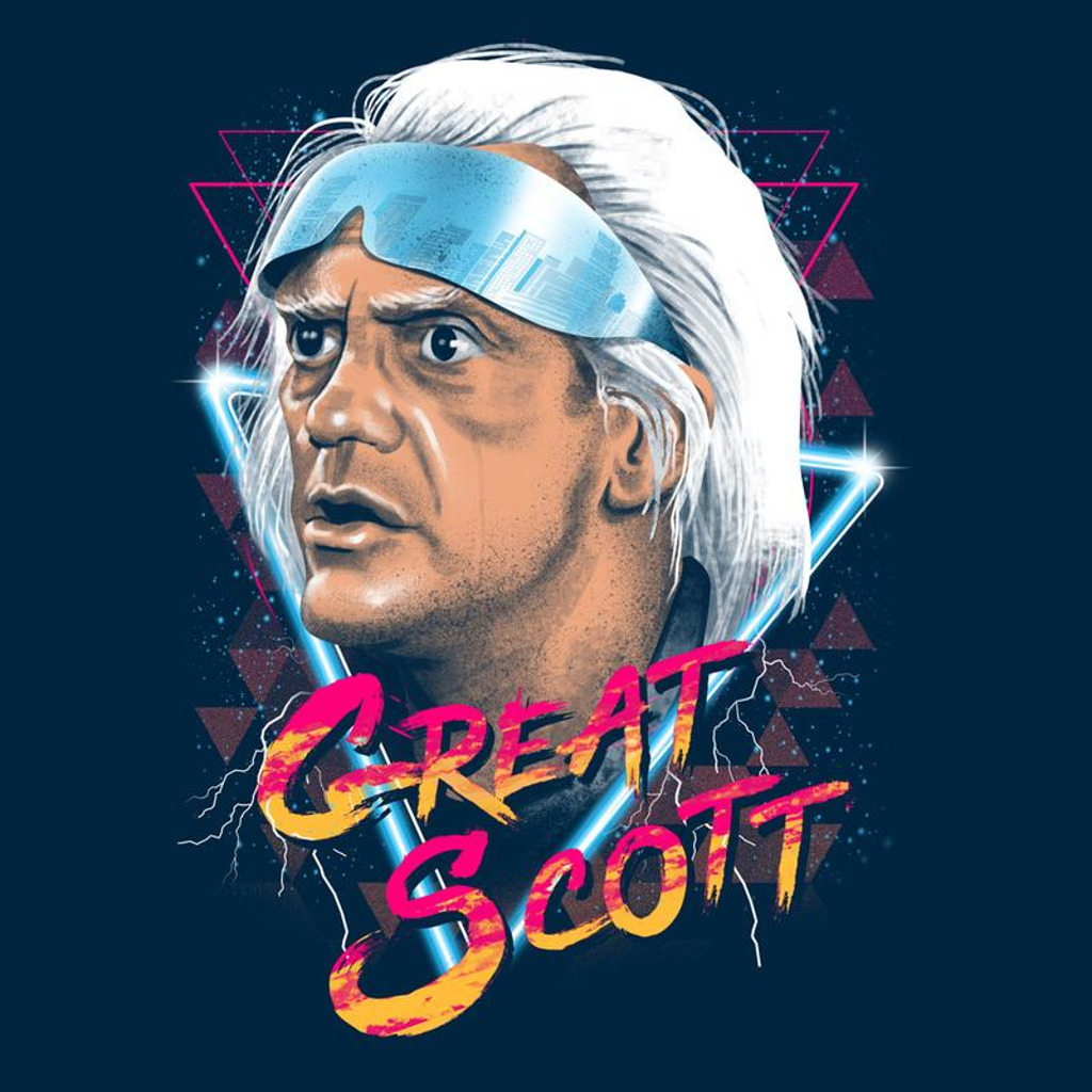 Curious Rebel: Great Scott