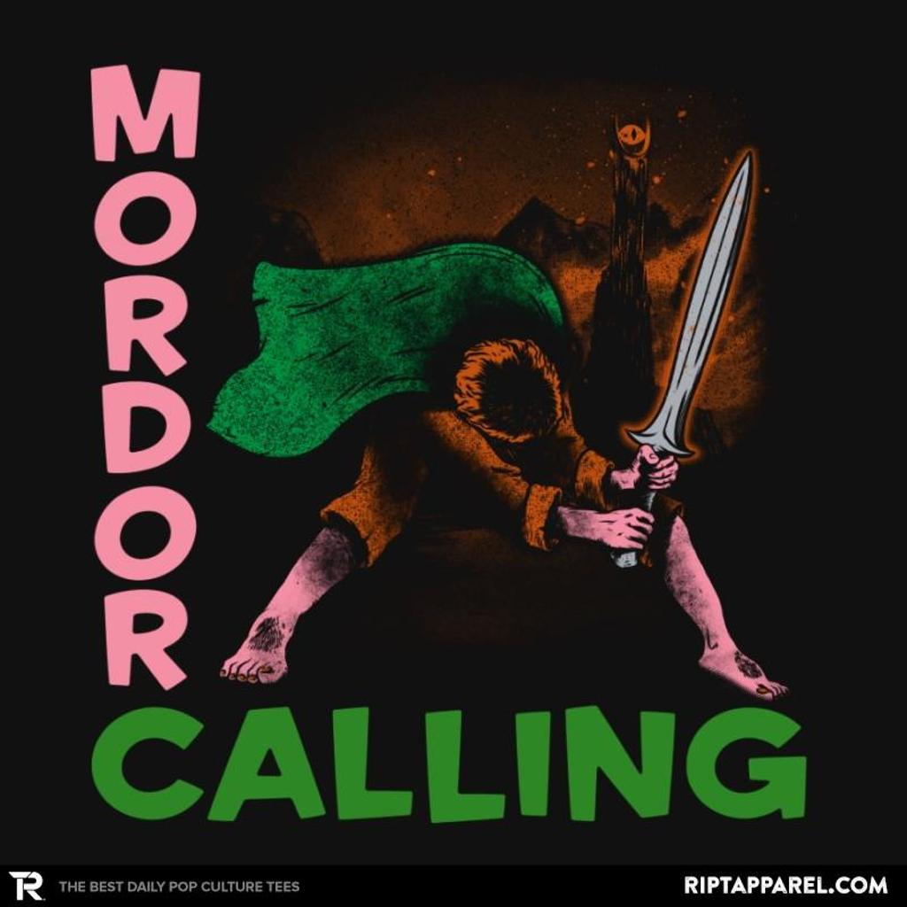 Ript: Mordor Calling