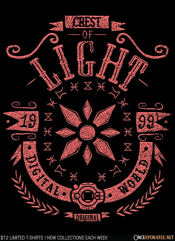 Once Upon a Tee: Digital Light