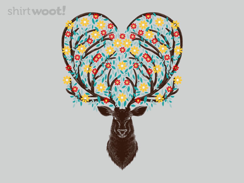 Woot!: Blooming Deer - $8.00 + $5 standard shipping