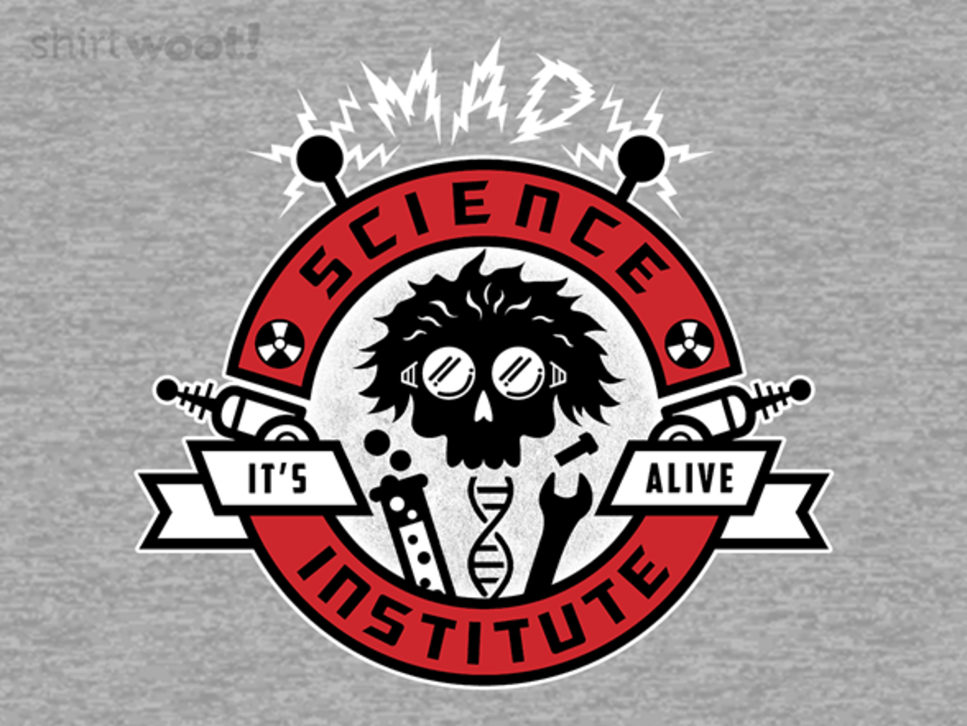 Woot!: Mad Science Institute