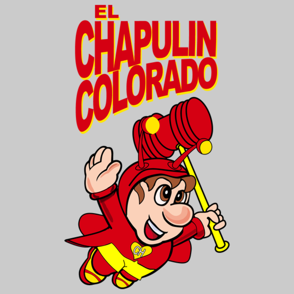 NeatoShop: El chapulin Colorado