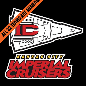 Shirt Battle: KC Imperial Cruisers