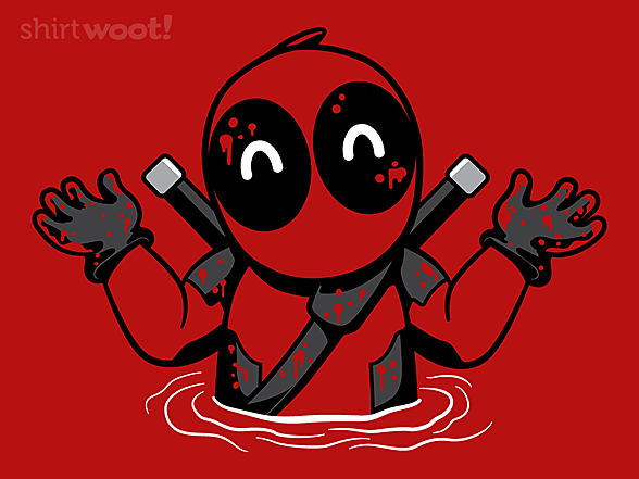 Woot!: Blood Pool