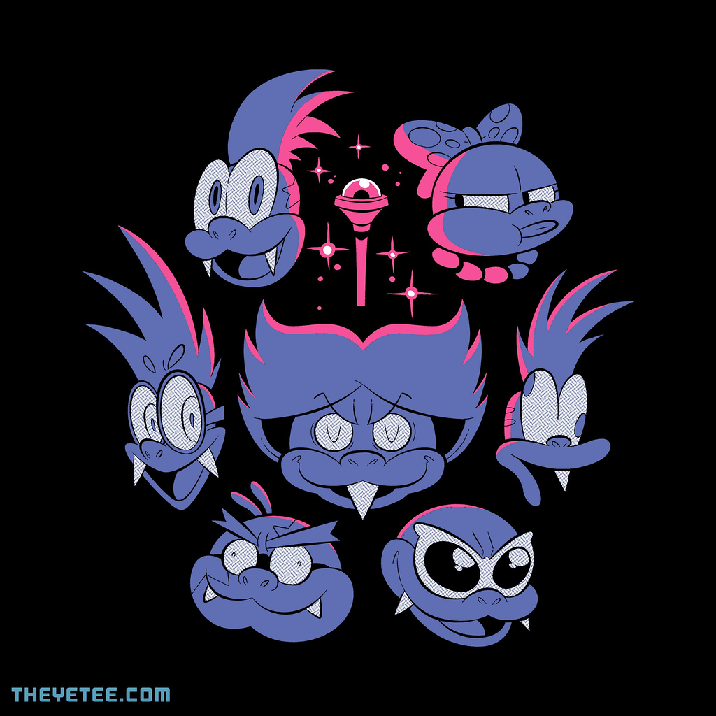 The Yetee: Koopa Keeds