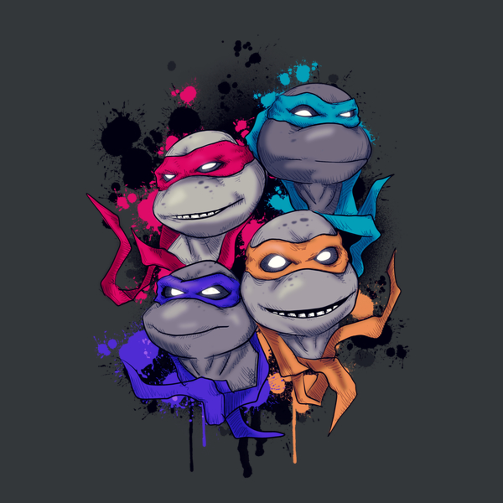 NeatoShop: Neon Turtles