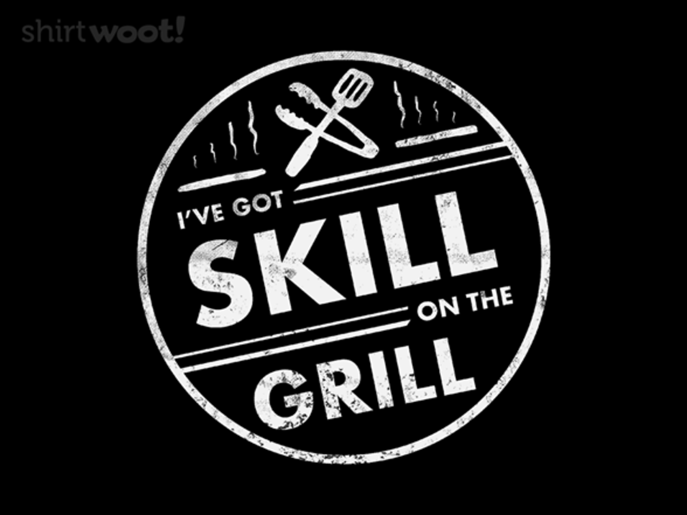 Woot!: Grill Skill - $15.00 + Free shipping