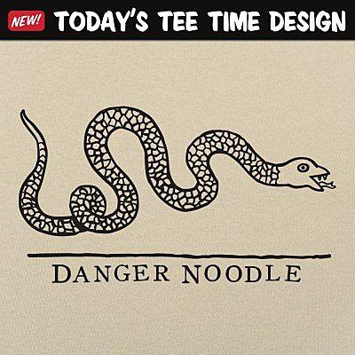 6 Dollar Shirts: Danger Noodle
