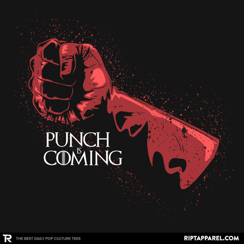 Ript: Punch Is Coming