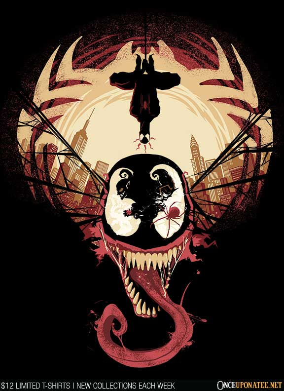 Once Upon a Tee: Spider's Nightmare