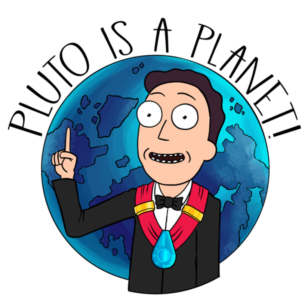 NeatoShop: Pluto Is A Planet!
