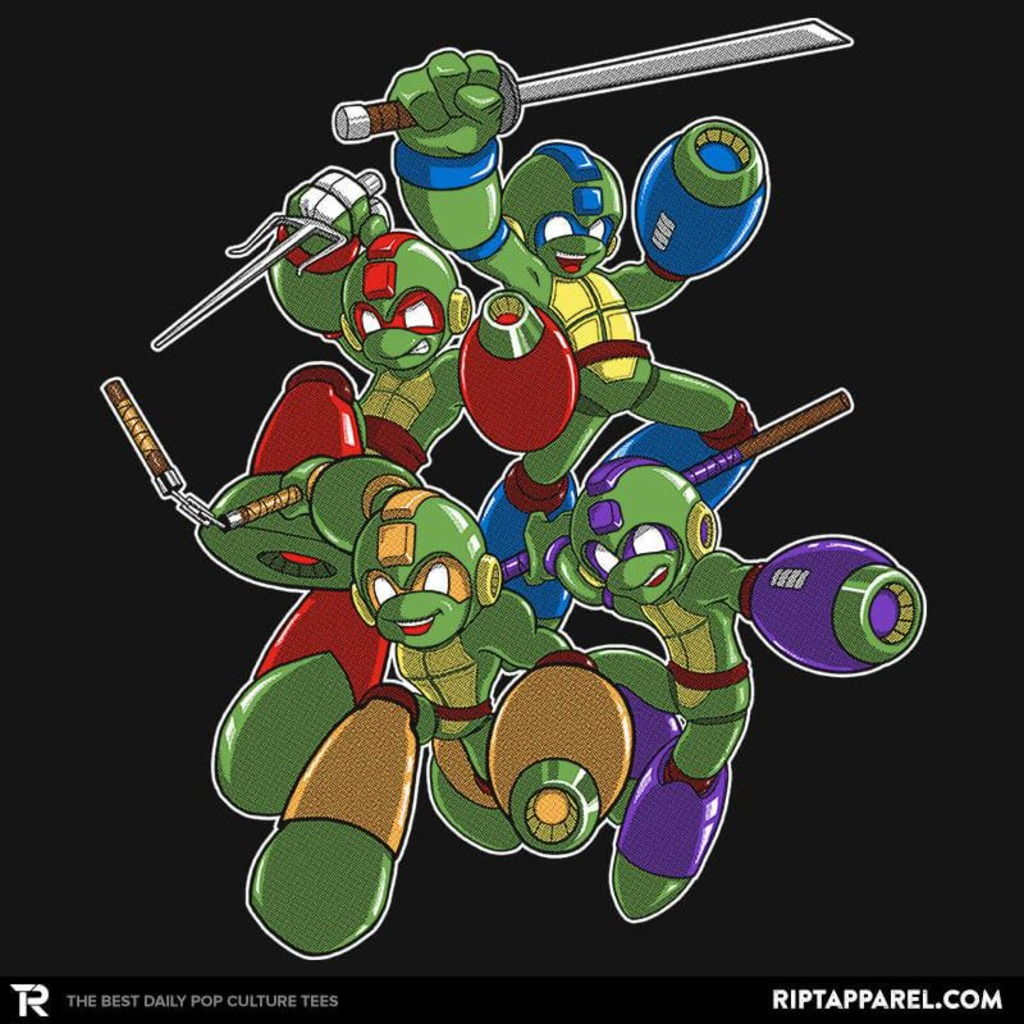 Ript: Mega Turtles