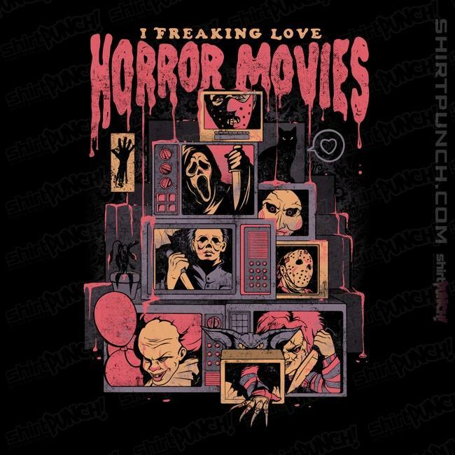 ShirtPunch: Horror Movies