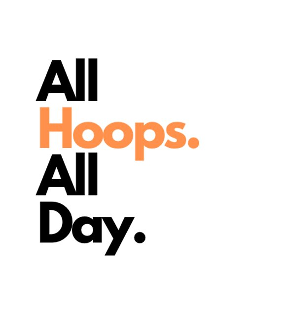 RedBubble: All Hoops All Day