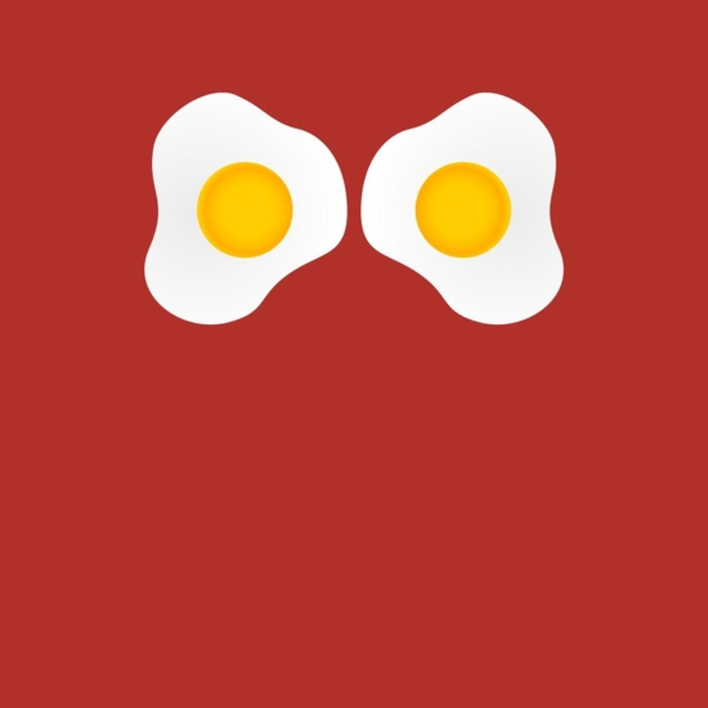 BustedTees: Two Fried Eggs