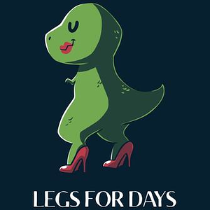 TeeTurtle: Legs For Days
