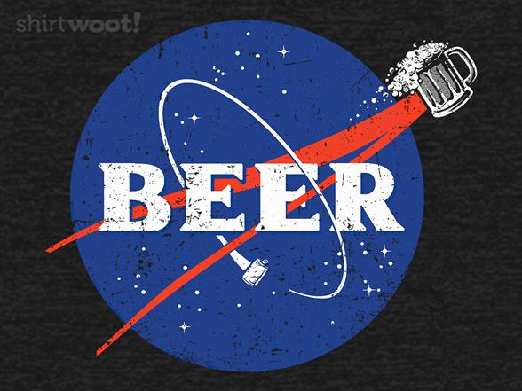 Woot!: Beers in Space