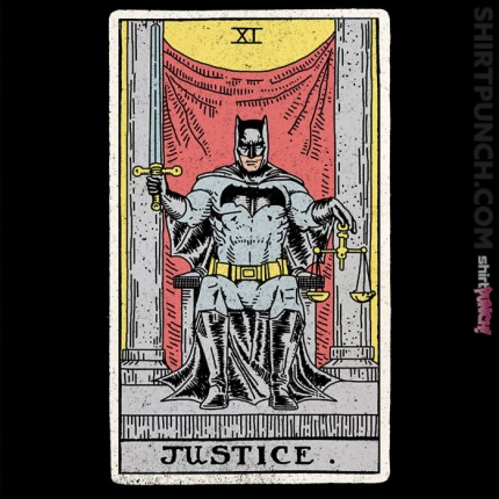 ShirtPunch: Justice