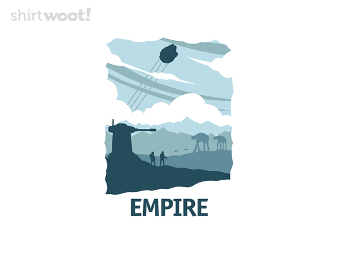 Woot!: Empire - $15.00 + Free shipping