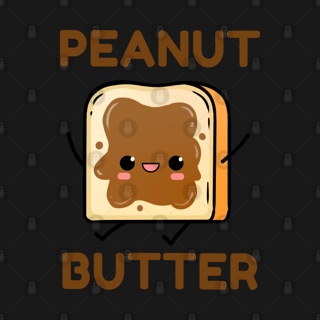 TeePublic: Peanut Butter For Peanut Butter Lover