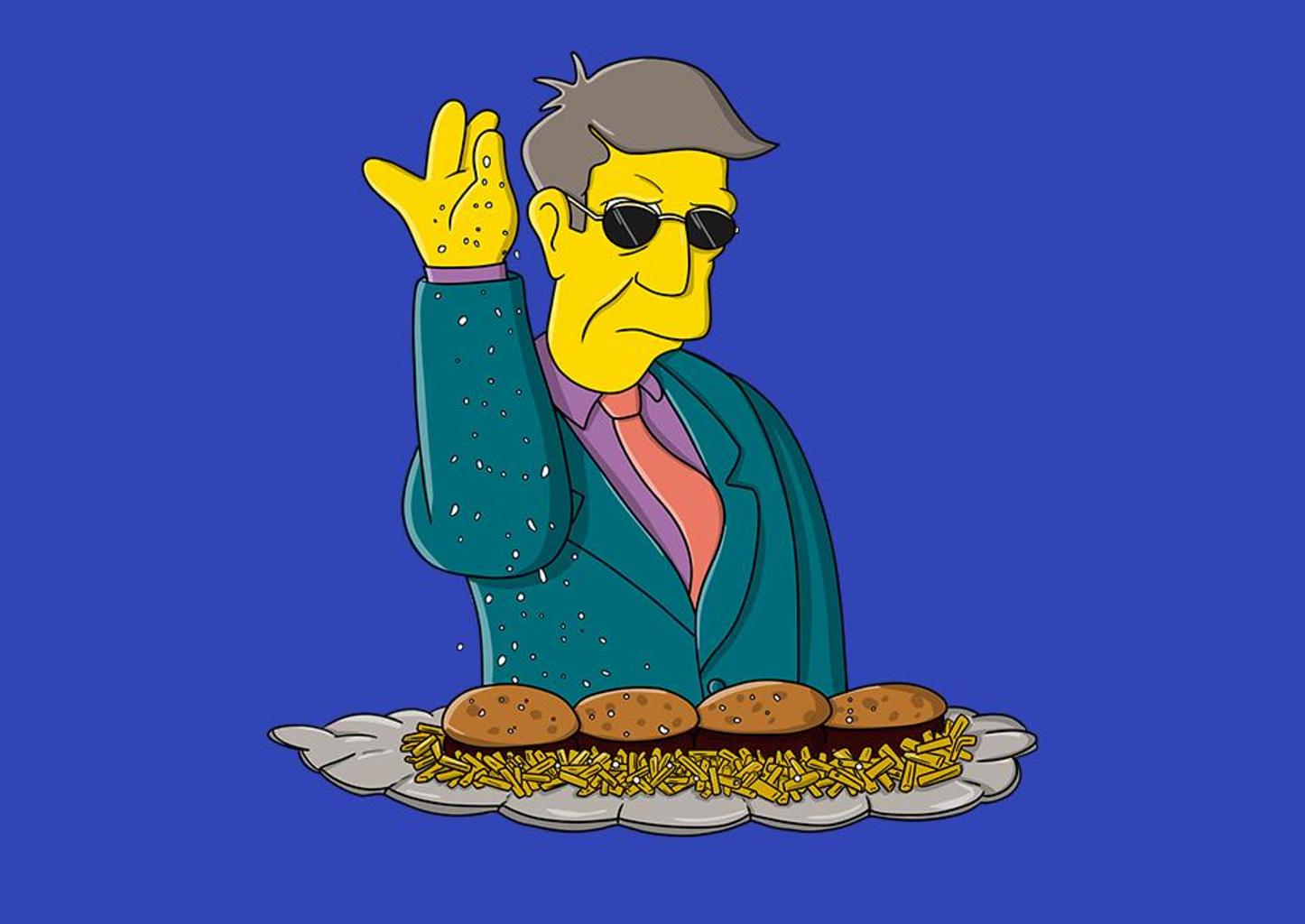 TeeFury: Skinner Bae Hams