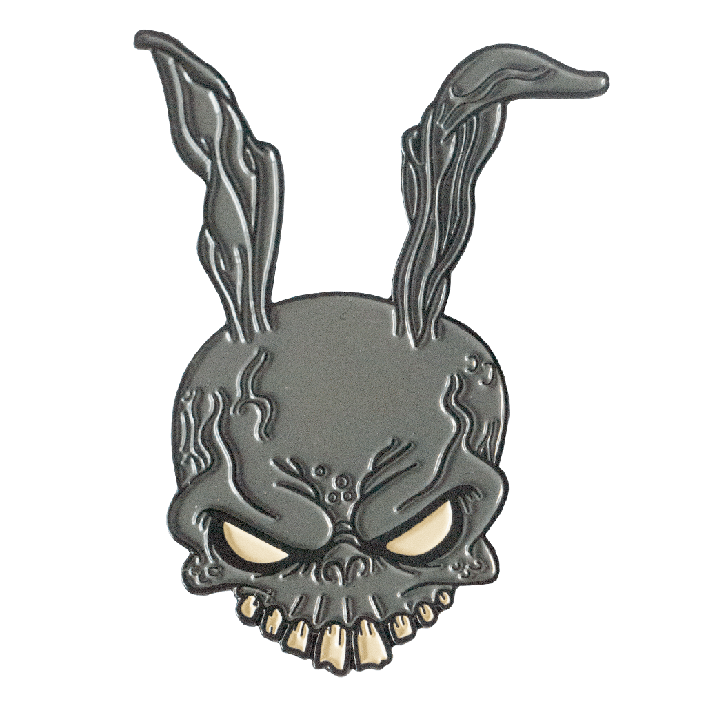 Pop Vulture: Frank the Bunny Pin