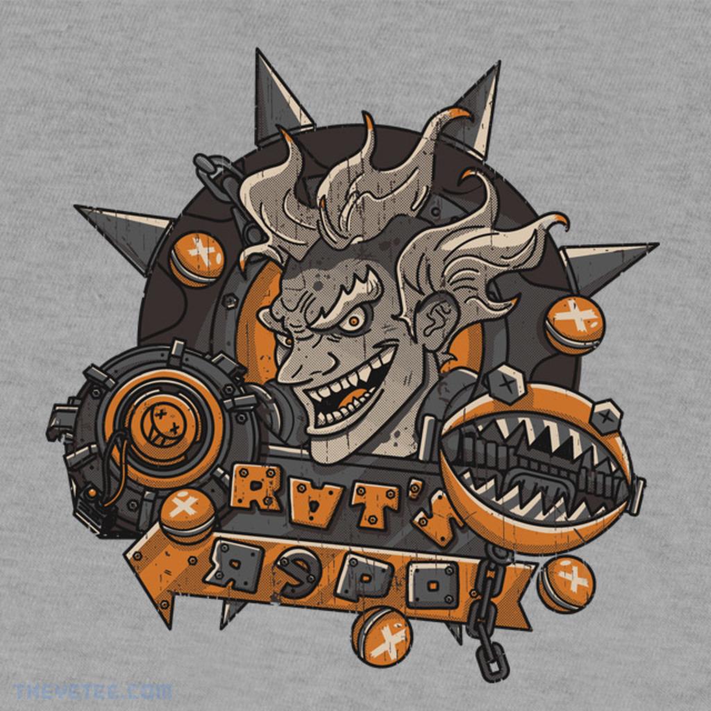 The Yetee: Rat's Repo