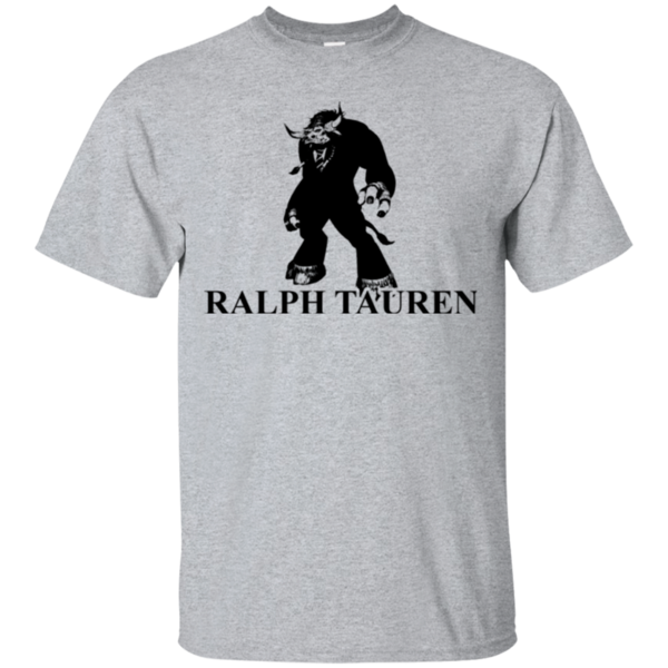 Pop-Up Tee: Ralph Tauren