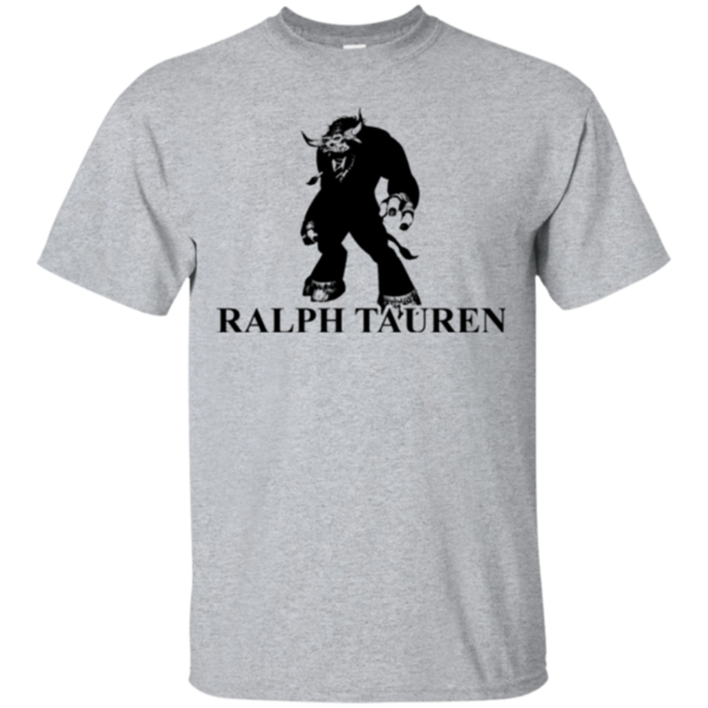 Pop-Up Tee: Ralph Tauren