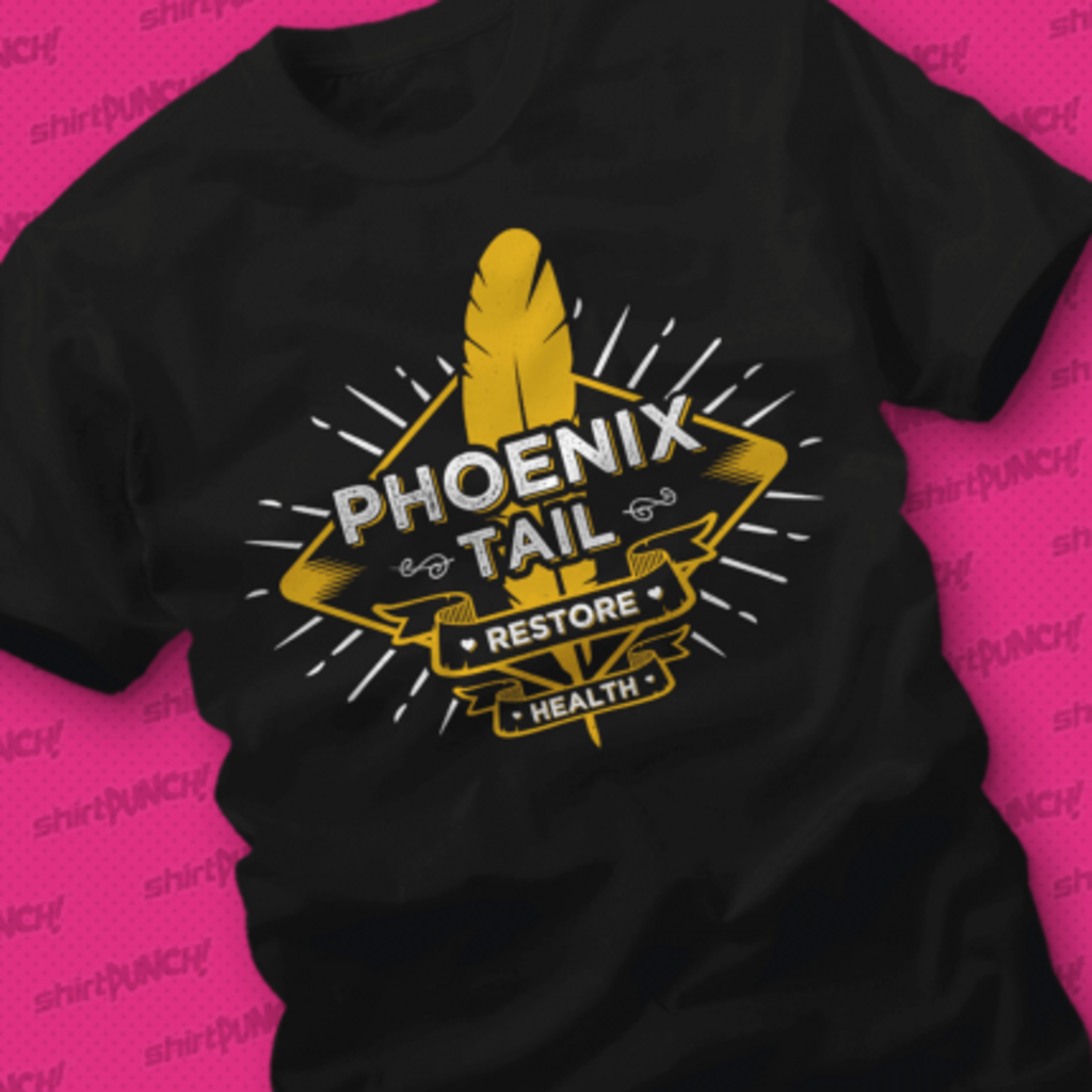 ShirtPunch: Phoenix Tail