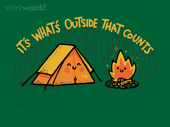 Woot!: It's What's Outside That Counts