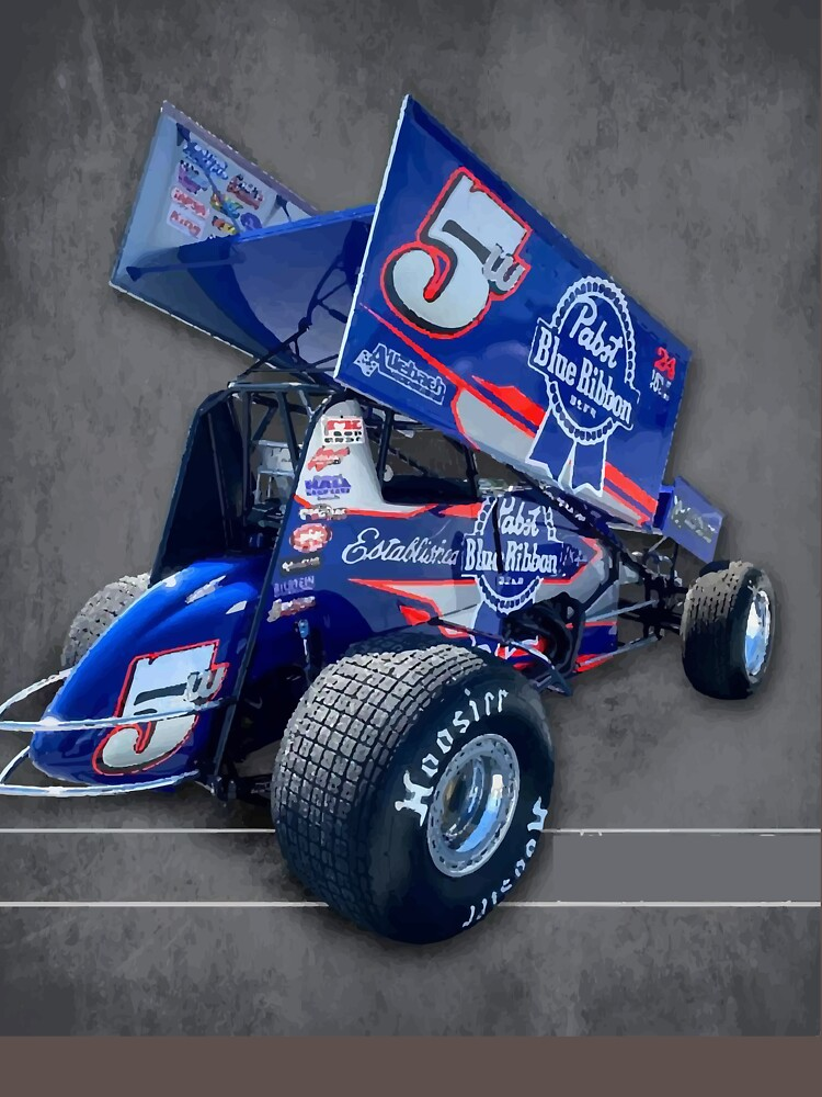 """RedBubble: sprint cars - the best - """"Always the best"""""""