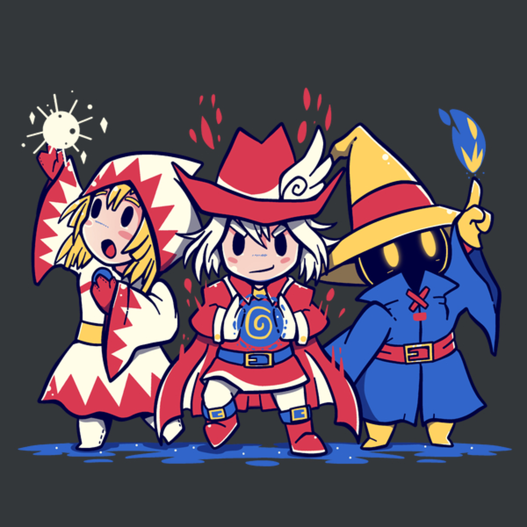 NeatoShop: The Three Mages