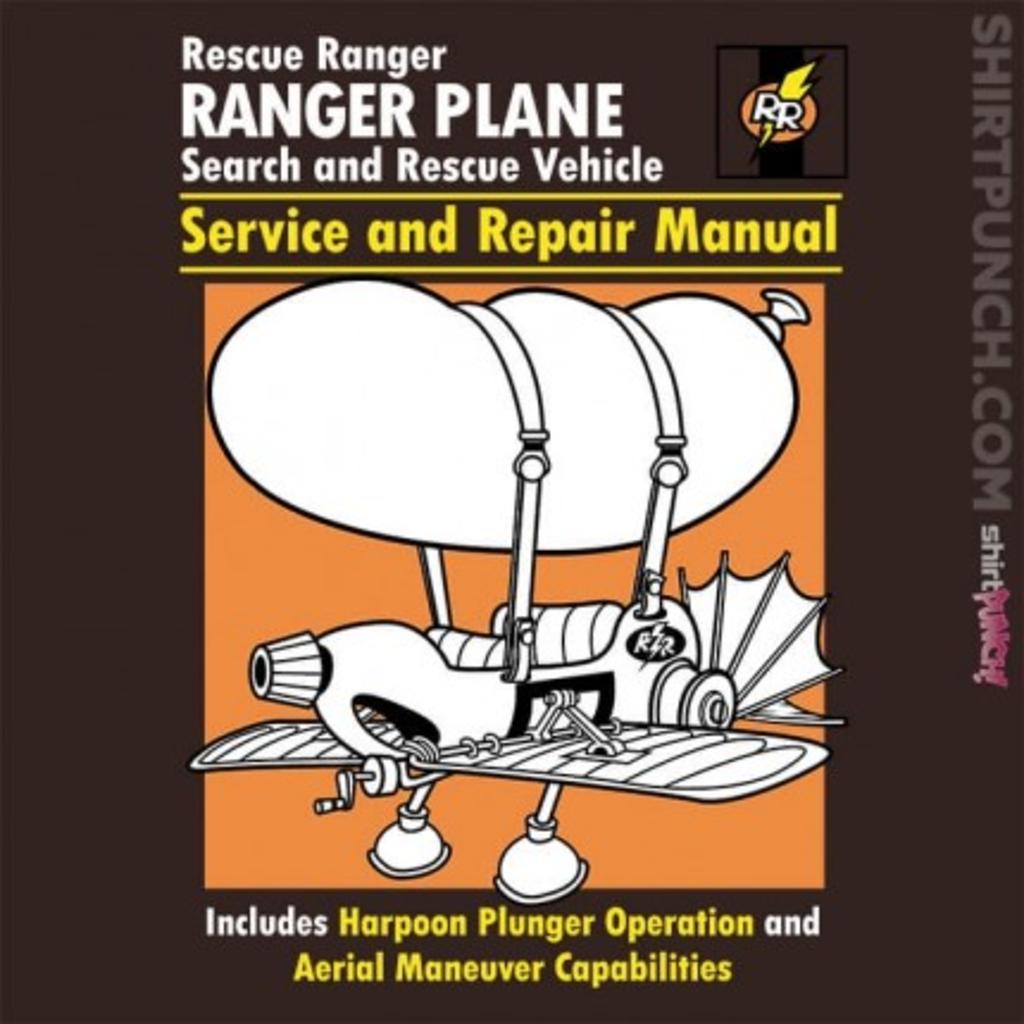 ShirtPunch: Ranger Plan Manual