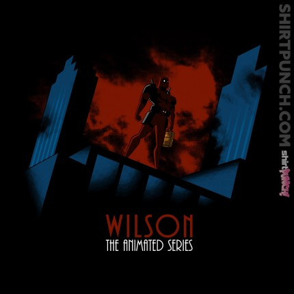 ShirtPunch: Wilson the Animated Series