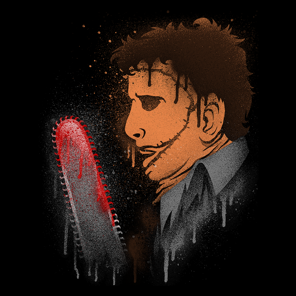 Pop-Up Tee: Leatherface