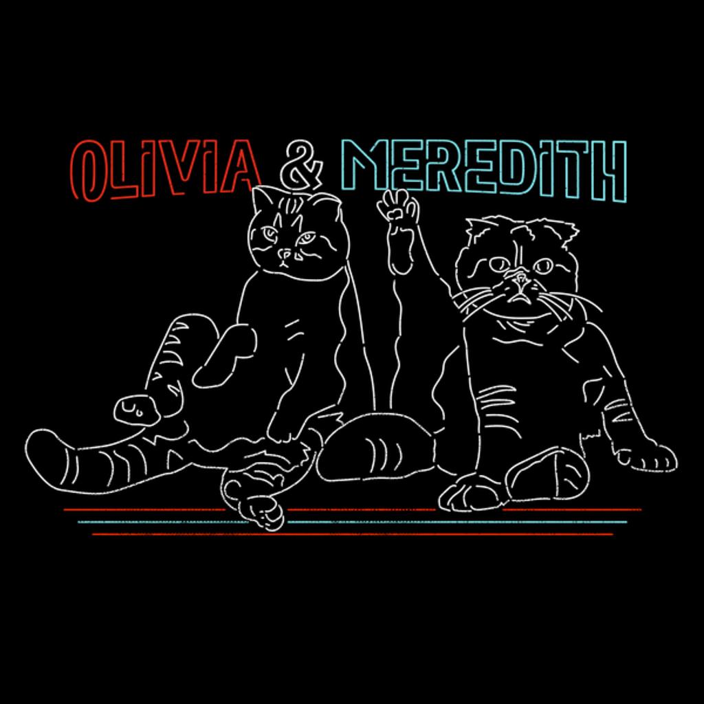 NeatoShop: Olivia & Meredith