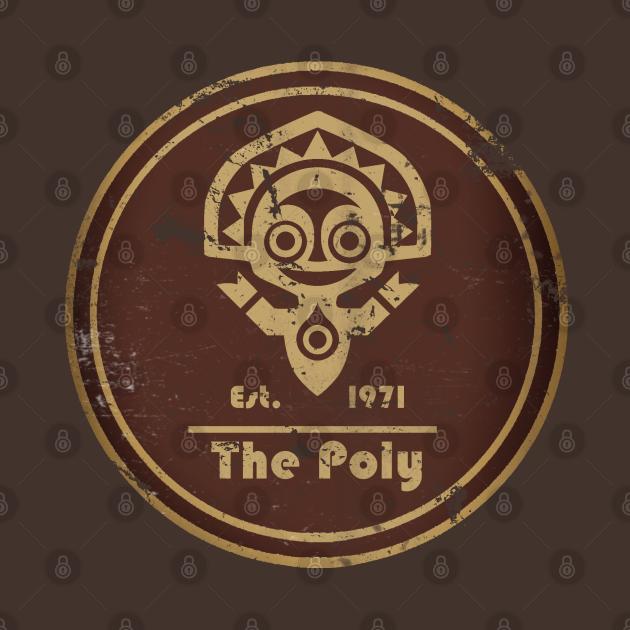 TeePublic: Polynesian Village Resort - 1971 Poly