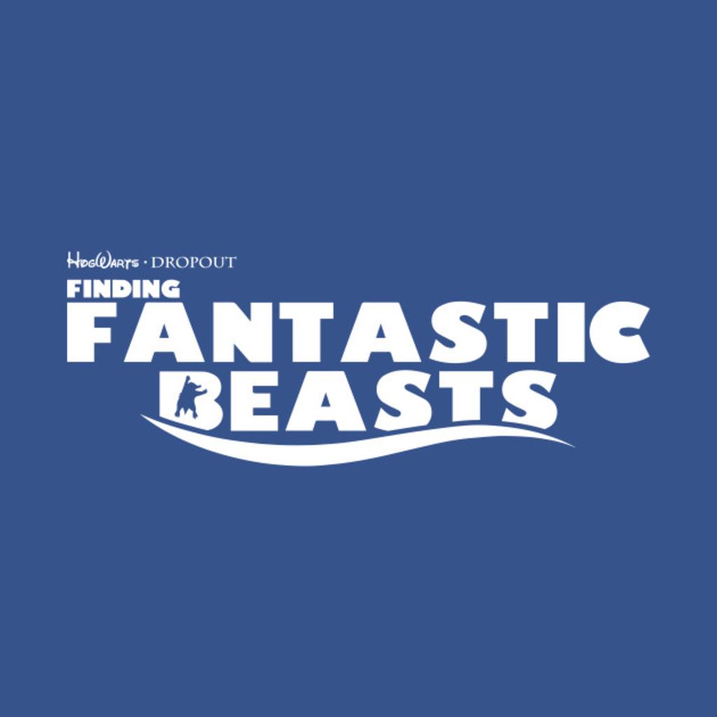 TeePublic: Finding Fantastic Beasts