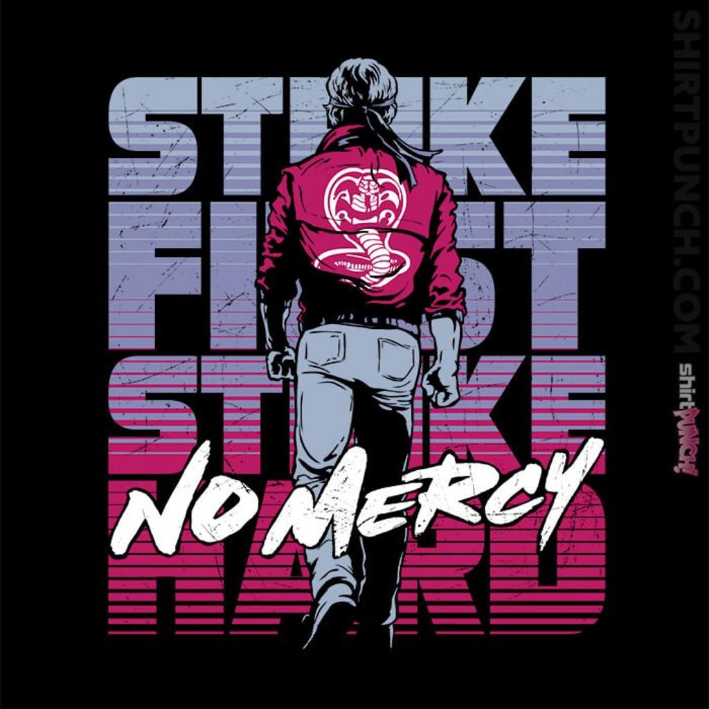 ShirtPunch: No Mercy