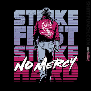 ShirtPunch: No Mercy