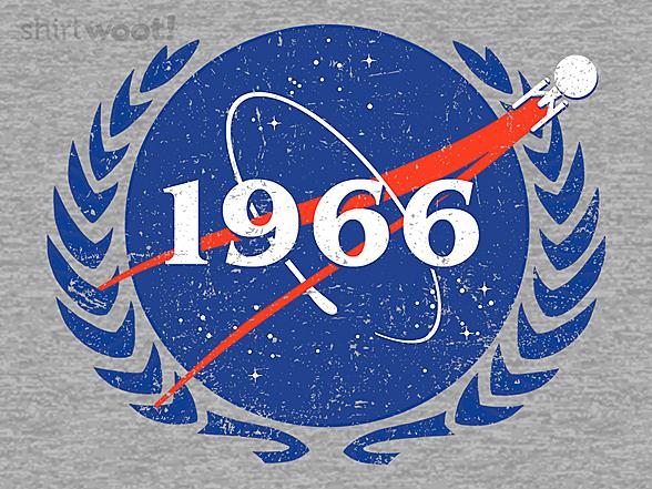 Woot!: Vintage Starship