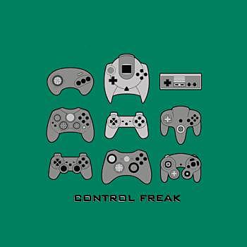 BustedTees: Control Freak