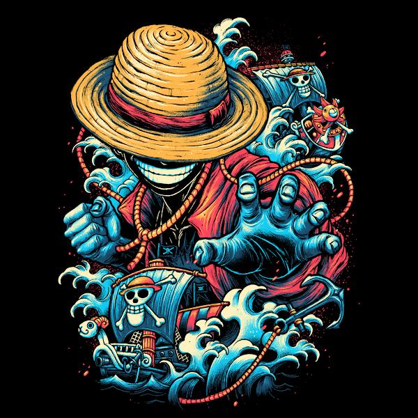 NeatoShop: Colorful Pirate